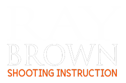 Ray Brown Shooting Instruction | Shotgun Shooting Lessons | Sporting Clays, 5-Stand, FITASC, Trap, Skeet, Hunting Logo