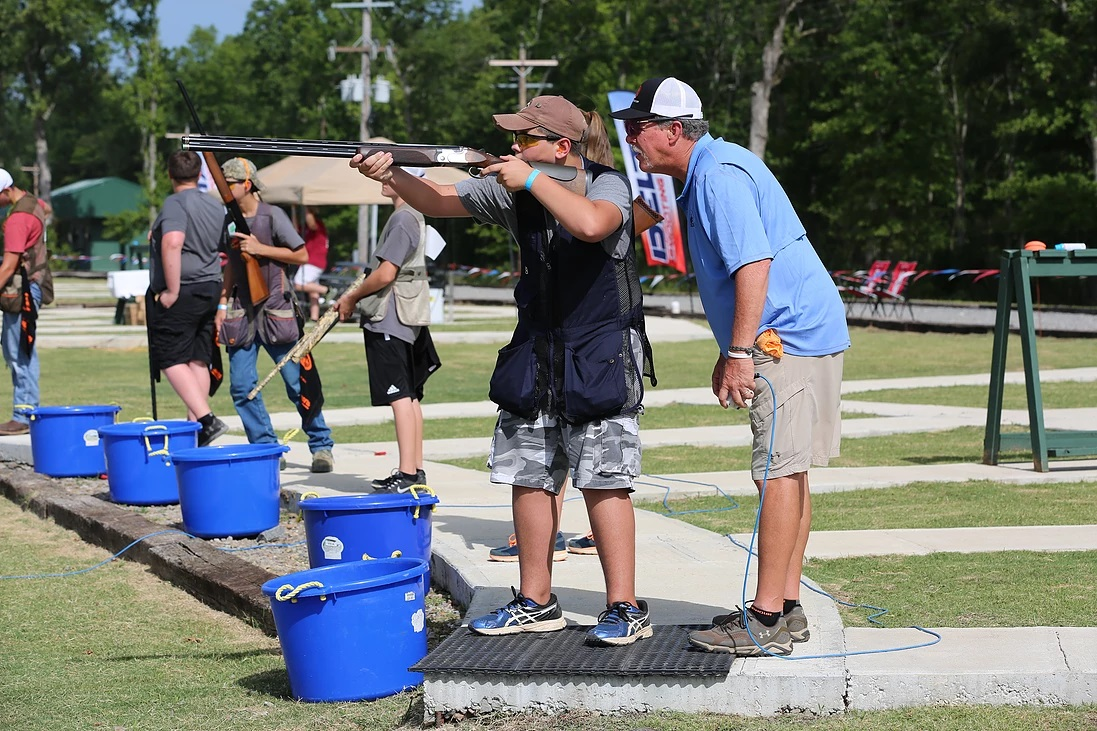 Grand Prairie Shotgun Shooting Clinic