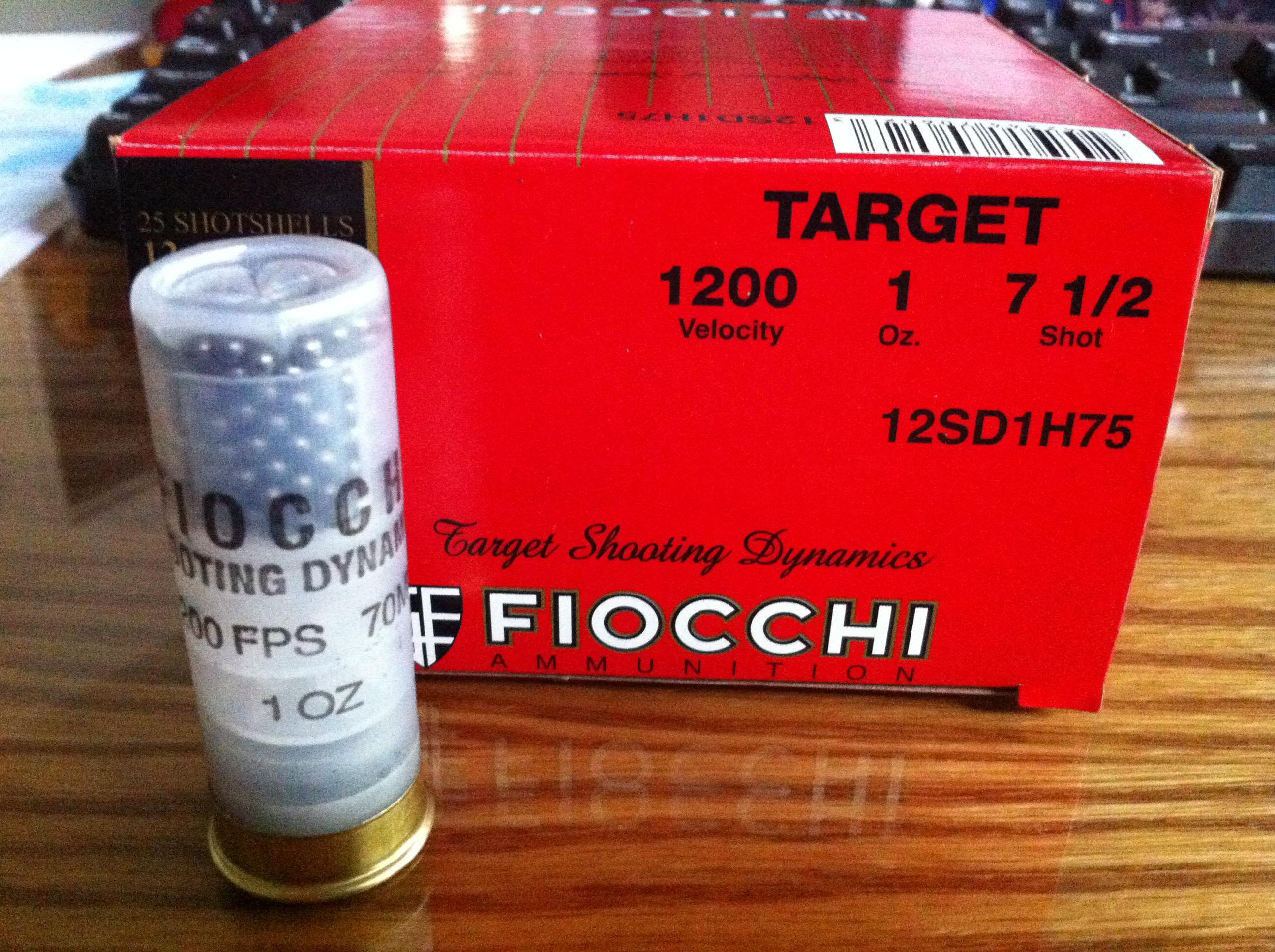 Fiocchi Ammunition