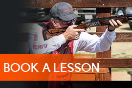 Book a shooting lessons with Ray Brown