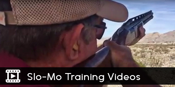 Slo Mo Sporting Clay Shooting Videos